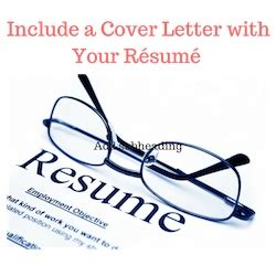 How to create cover letter for resume
